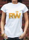 Robbie Williams Take the crown T-shirt tour inspired womans candy  L0191
