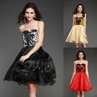 Chiffon Evening Prom Ball Gown Party Cocktail Women Dresses Wedding Homecoming