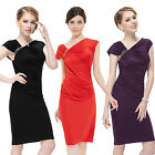 Ladies Hot Slim Fit Short Mini Bodycon Cocktail Celebrity Dresses On Sale 03430