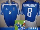 Greece Adidas BNWT GIANNAKOPOULOS Shirt Jersey Soccer Adult M L XL Bolton Top