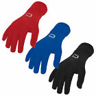 NEW Stanno Players Gloves - Football Players Grip Gloves - Red/Blue/Black S/M/L