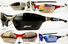 (26)New XLoop Mens Sunglasses-Rimless-Wrap-Metal-Sports-Cycling*NWT'S*6 Choices!