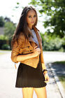 Leather Jackets Bomber Cropped Blazer Coat Outerwear Hot Punk Motorcycle Arafeel