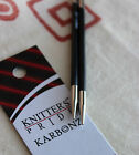 Knitters Pride Karbonz 4 1/2 inch Interchangeable Knitting Needle Tips MPN 10050