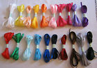 6mm Grosgrain Ribbon - 20 colours, 5mtr lngths **NEW**