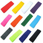 Hot Sale!! 10 Pcs Cotton Sweat band Sweatband headband head Sport Tennis Unisex