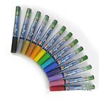 Marabu Textil Glitter Fabric Paint Pens For Light or Dark Fabric.For Art & Craft