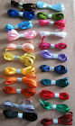 1cm GROSGRAIN Ribbon - 22 col's to choose, 5mtr length .........## NEW ##