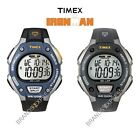 Timex Ironman Triathlon Digital Chronograph 30 Lap Resin Strap Gents Watch 100m