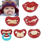 New Kid  Babies Toddler Assorted Novelty Funny Dummy Prank Soother Pacifier