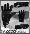 CYCLING BIKE WINTER GLOVES NETTI PERFORMANCE NEW WITH TAGS