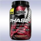 MUSCLETECH PHASE8 (2 LB) 8 hour multi-phase protein powder isolate whey casein
