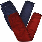 Rock & Republic Pant Corduroy Berlin Slim Fit Red R010154 Blue R010152 Sexy V174