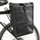 PEDALPRO SINGLE WATERPROOF CYCLE PANNIER BAG BIKE/BICYCLE RACK COMMUTE/SHOPPING
