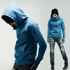 Mens Slim Fit Sexy Top Designed Hoodies Jackets Coats Tops 5 Color 4 Size Hot