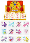 12 Fairy Temporary Tattoos Boys Girls Kids Party Bag & Stocking Fillers Kids