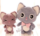 super cute plush toy cat doll three expressions Valentine's day birthday gift 1p