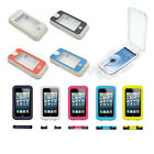 WATERPROOF SHOCKPROOF HEAVY DUTY CASE COVER FOR iPHONE 4 4S & iPHONE 5 Samsung s