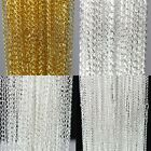"""Wholesale! 20/100Pcs Gold/Silver Plated Filigree Metal Chain Necklace 18.9"""""""