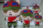 League of Legends Teemo Plush Toy Doll LOL Game Player Gift Collect Stuffed Toys