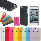 Choose Color PC Ultra-thin Colorful Dirt Proof Durable Case for iPhone 5C+Gift