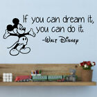 disney mickey if you can dream it