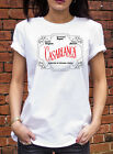 Casablanca T-shirt Mens Womens T shirt Humphrey Bogart Love Film Classic R0231