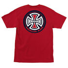 Independent AMI Logo T-Shirt Red  - Ships Free!