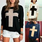 2015 Sweater Warm Pullover Loose Long Sleeve New Women's Casual Vouge Wool Tops