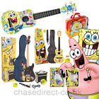Spongebob Musical Instruments Ukulele Shaker Percussion Guitar - Perfect Gift