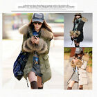 Women Winter Warm Down thicken Jacket Korean Style Leisure Coat Outwear