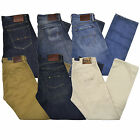 Polo Ralph Lauren Jeans Classic Fit 867 Mens Denim Stonewash Blue Straight Leg