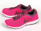 Nike Wmns Lunarfly+ 4 Pink Flash/Raspberry Red-Purple Shadow Running 554676-665
