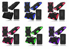 Holster+Rugged Stand Hybrid Case for Huawei Ascend Plus H881c / Valiant Y301
