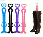 Long Boots Plastic Shapers Shoes Up Stretcher Supporter Holder Storage Hanger