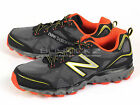 New Balance NB MT710GO2 2E Breathable Outdoors Trail Running Grey/Orange Shoes