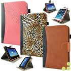 "caseen 8.9"" 9"" 9.7"" 10.1"" Inch Universal 360 Rotate Stand Tablet Case Cover"