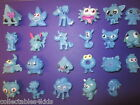 Halloween/Glow in Dark Moshi Monsters Moshlings: pick your Voodoo Blue figures