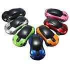 3D Wireless Optical 2.4G Car Shaped Mouse Mice 1600DPI USB For PC laptop