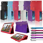 Accessories for Apple iPad 5 iPad Air Smart Magnetic PU Leather Case Cover+Guard