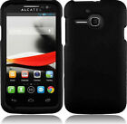 Alcatel One Touch Evolve 5020T 5020W Hard Case Phone Cover + Screen Protector