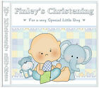Personalised Keepsake Christening Present Baby boy/girl gift - Nursery Rhymes CD