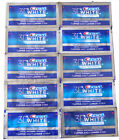 CREST 3D PRO EFFECTS PROFESSIONAL TEETH WHITENING WHITESTRIPS 1  5 7 10 POUCHES