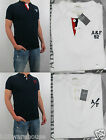 NWT Abercrombie & Fitch A&F 2013 Men Muscle Fit Opalescent River Henley T Shirt