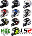 LS2 FF 351 FULL FACE ATMOS FLUO CORPS ACTION MOTORCYCLE HELMET  - SALE