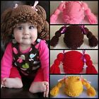 New Baby Cabbage Patch Doll Hat Beanie Wig