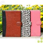 Luxury PU Leather Folio Stand Slim Smart Case Cover for T-Mobile Apple iPad Air