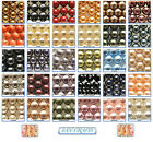 40pcs Swarovski Crystal Pearls Beads 5810 Round 5mm * Colours *