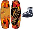 Liquid Force Tour Wakeboard Package with 2014 Hyperlite Agent Bindings