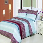 Luxury Kimberly Printed Egyptian Cotton Duvet Cover with Pillow Shams